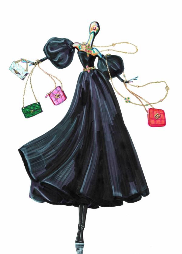 Chanel Swing