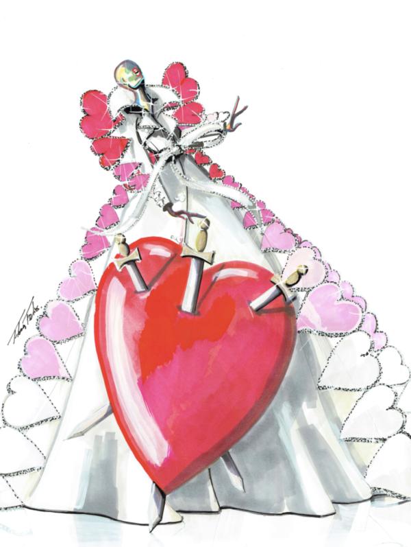 Viktor & Rolf Heart